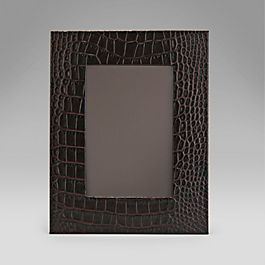 Leather Small Photo Frame