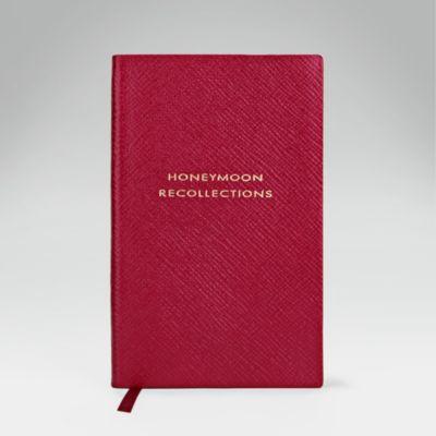 'Honeymoon Recollections' Panama Notebook
