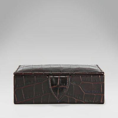 Mara Twin Cufflink Box