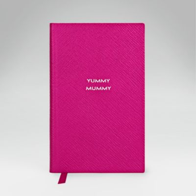 Yummy Mummy' Panama Notebook