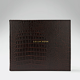 Leather Cellar Book