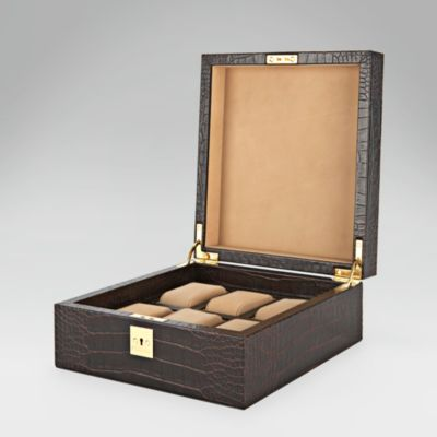 Lockable Watch Box