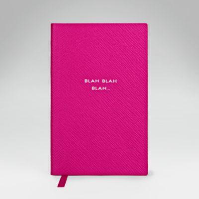 Blah, Blah, Blah Panama Notebook