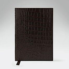 Leather Dukes Manuscript Book