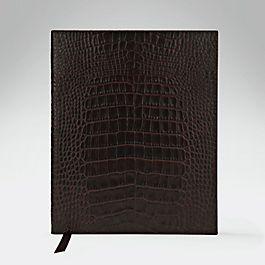 Leather Manuscript Book