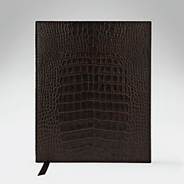 Leather Manuscript Book