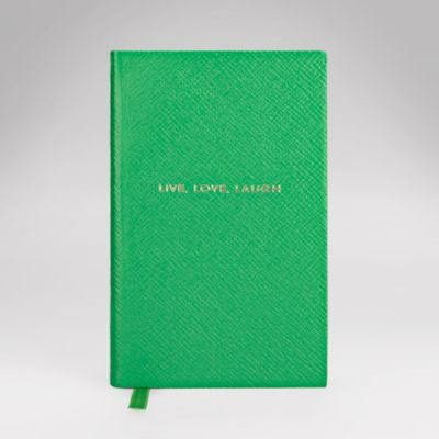 Live, Love, Laugh' Panama Notebook