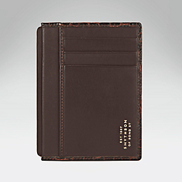 Note and Card Case