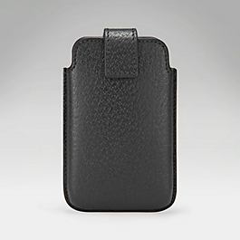 Leather Blackberry Case