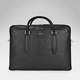 Leather 48 Hour Travel Bag