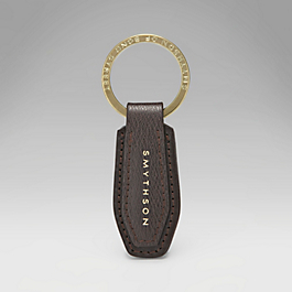 Leather Small Key Ring