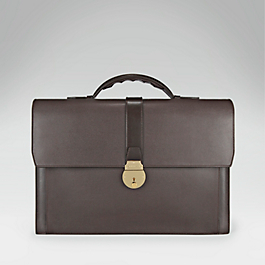 Leather Single Document Case