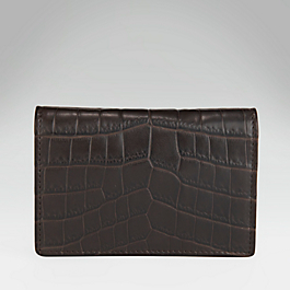 Crocodile Card Holder