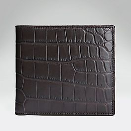 Crocodile Large Wallet