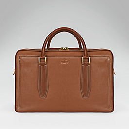 Leather 24-hour-travel-bag