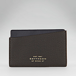 Deerskin Card Holder