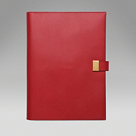 Leather A4 Lippiatt Folder