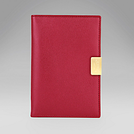 Leather Folding Jotter