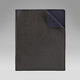 Leather New iPad Folder