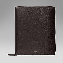 Leather Folding iPad Case