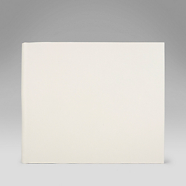 """Leather Large Visitors Book size 8""""x10"""""""