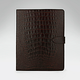 Leather New iPad Folding Case