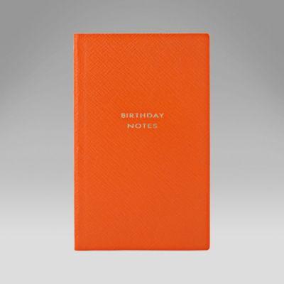 BIRTHDAY NOTES Panama Notebook