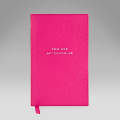 You Are My Sunshine' Panama Notebook