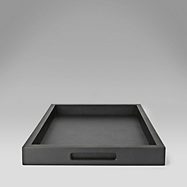 Leather Base Tray