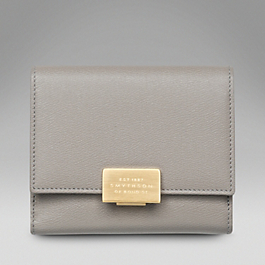 Leather French Purse