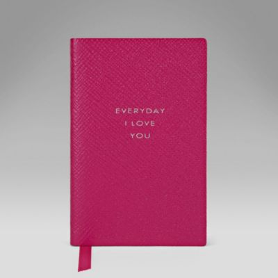 Every Day I Love You' Wafer Notebook