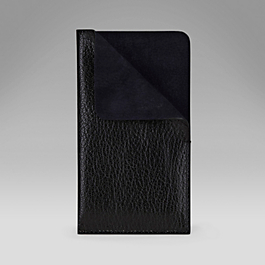 Leather iPhone 5 Folder