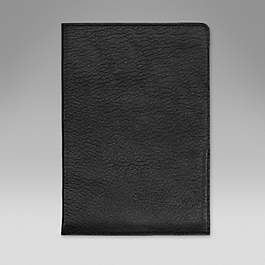 Leather Mini iPad Folder