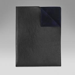 Leather A4 Flat Folder