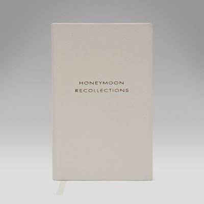 Honeymoon Recollections' Panama Notebook