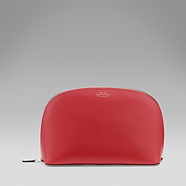 Leather Ladies' Washbag
