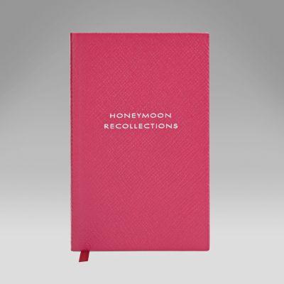 Honeymoon Recollections Panama Notebook