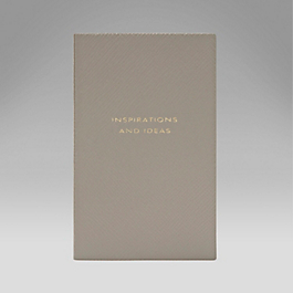 Leather Inspirations and Ideas' Panama Notebook