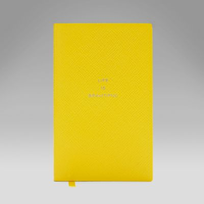 'Life is Beautiful' Panama Notebook
