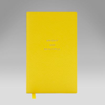 Bright and Beautiful' Panama Notebook