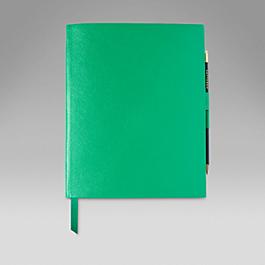 Leather Kings Manuscript Book