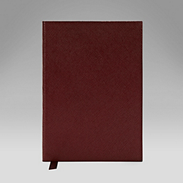 Leather Dukes Manuscript Book