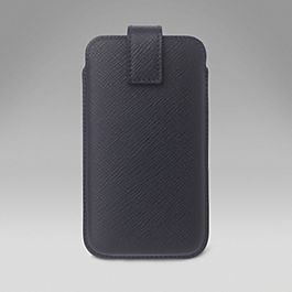 Leather iPhone 5 Cover