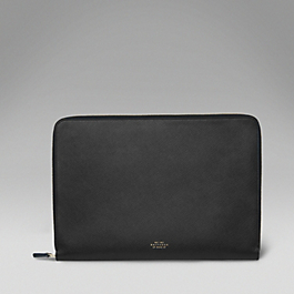 Leather Small Laptop Case