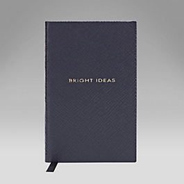 Leather Bright Ideas' Wafer Notebook