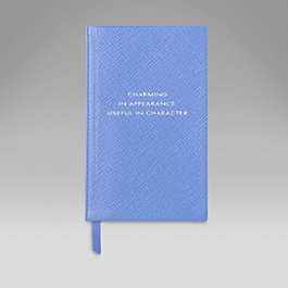 Leather Anniversary Panama Notebook