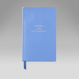 Leather Travels and Experiences' Panama Notebook