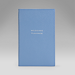 Leather Panama 'Wedding Planner'