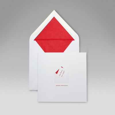 Letter to Father Christmas Card