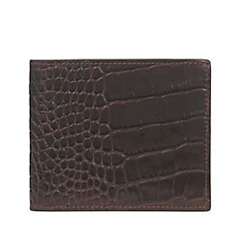 Leather Six Card Wallet